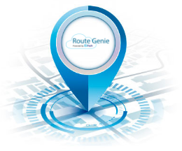 RouteGenie routing icon
