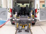 nemt vehicle rear doors