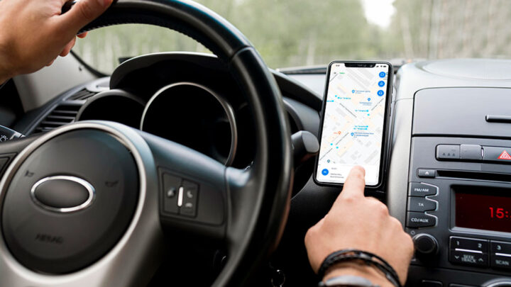 Why do NEMT drivers need a driver app?